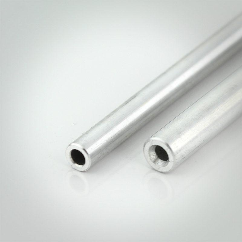 Aluminum spacer stock
