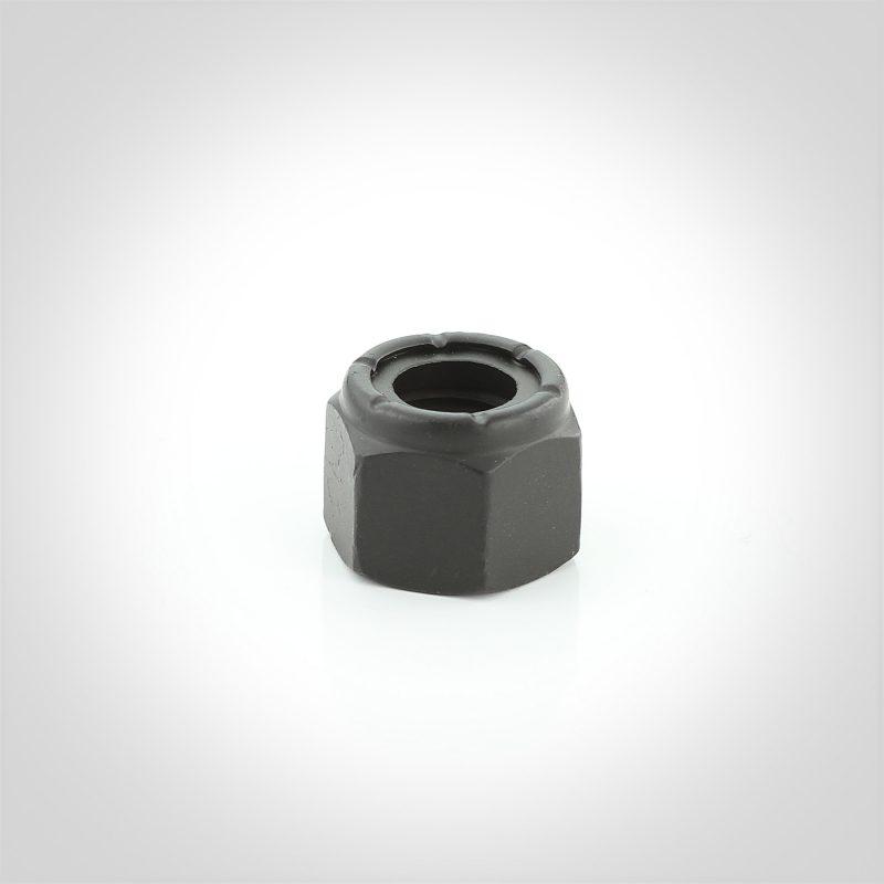 Black Luster® Steel DIN 985 Metric Insert Lock Nuts