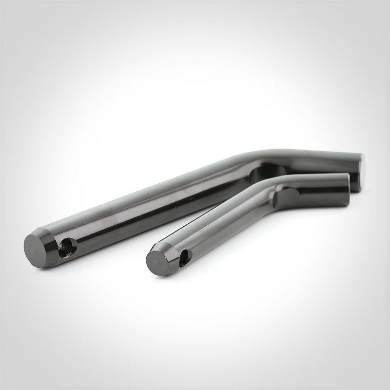 Black Luster® Pad Lockable Bent Pins