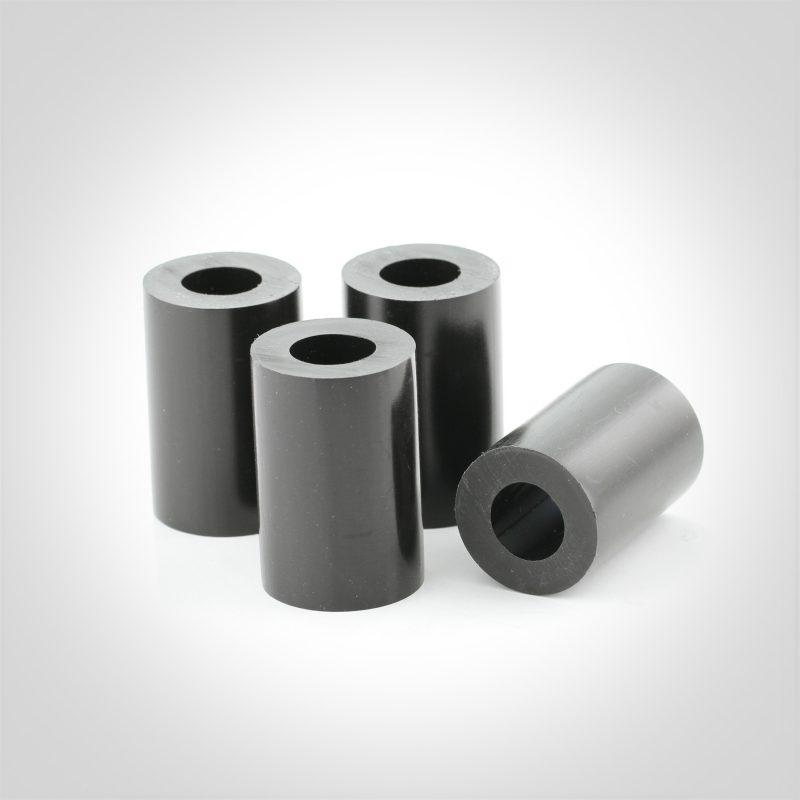 Black Plastic Spacers